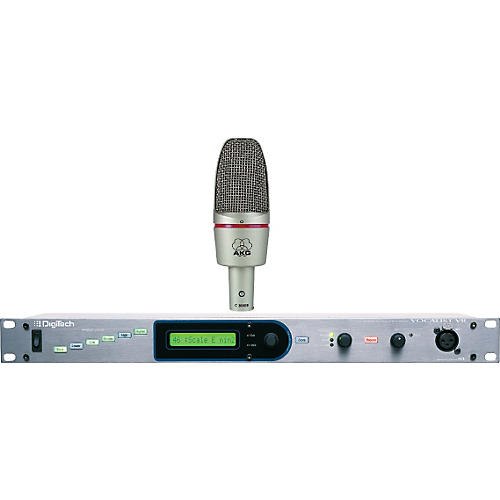 Digitech Vocalist VR & C3000B Recording Microphone