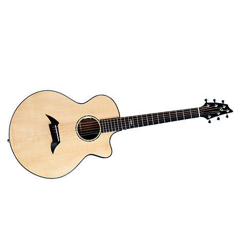 Breedlove Voice Auditorium Acoustic-Electric Guitar-thumbnail