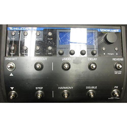 TC Helicon VoiceLive 2 LV/DJ SIGNAL MISC SG