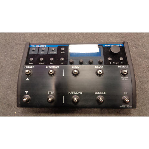 TC Helicon VoiceLive 2 Vocal Processor-thumbnail