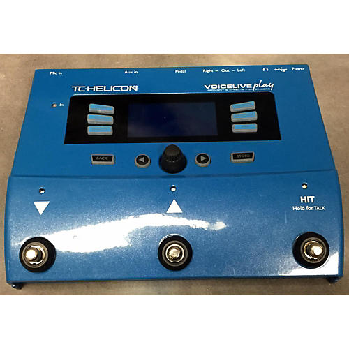TC Helicon VoiceLive Play Blue Vocal Processor-thumbnail