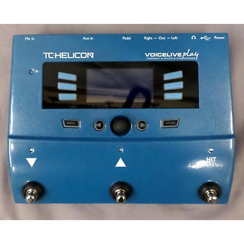 Tc Helicon Voicelive Play : used tc helicon voicelive play vocal processor guitar center ~ Vivirlamusica.com Haus und Dekorationen