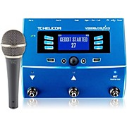 TC Helicon VoiceLive Play with Cobalt CO9 Mic Bundle