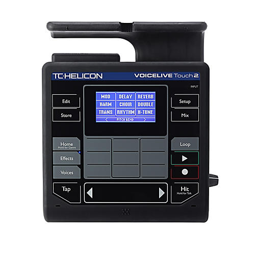 TC Helicon VoiceLive Touch 2 Vocal Effects Processor