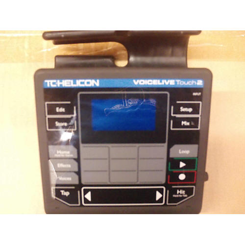TC Helicon VoiceLive Touch 2 Vocal Processor-thumbnail