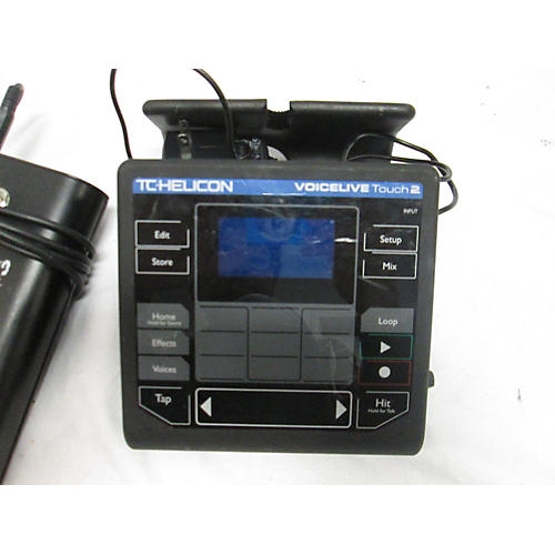 tc helicon voicelive touch 2 manual