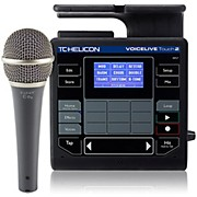 TC Helicon VoiceLive Touch 2 with Cobalt CO9 Mic Bundle
