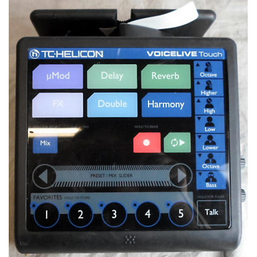 TC Helicon VoiceLive Touch Vocal Processor-thumbnail