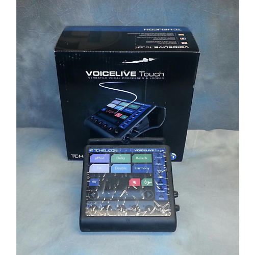 TC Helicon VoiceLive Touch Vocal Processor