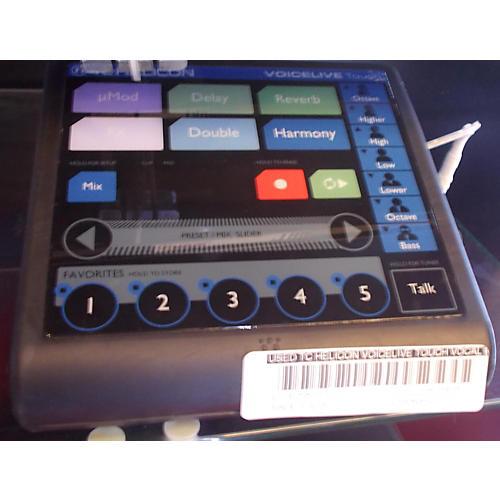 TC Helicon VoiceLive Touch Vocal Processor