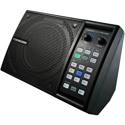TC Helicon VoiceSolo FX150 150W Personal PA & Monitor-thumbnail
