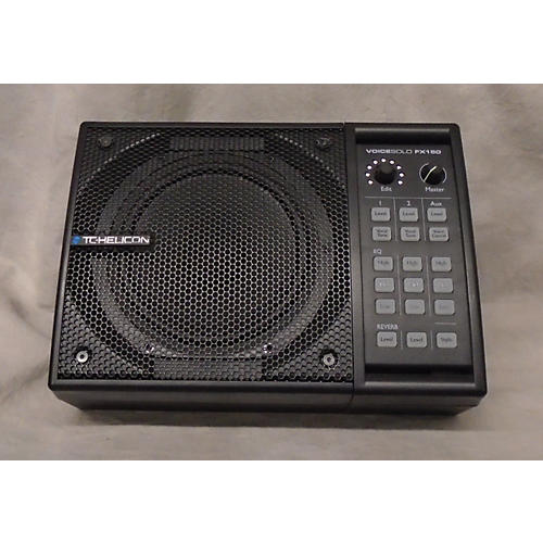 TC Helicon VoiceSolo Fx150 Powered Monitor-thumbnail