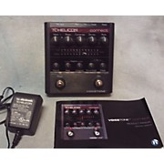 TC Helicon VoiceTone Correct Vocal Processor