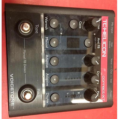 TC Helicon VoiceTone Correct XT Vocal Processor