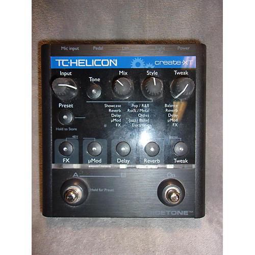 tc helicon voicetone create manual
