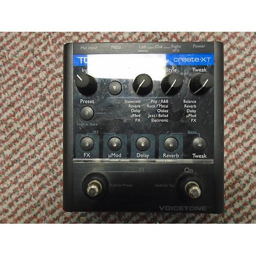 TC Helicon VoiceTone Create XT Vocal Processor-thumbnail