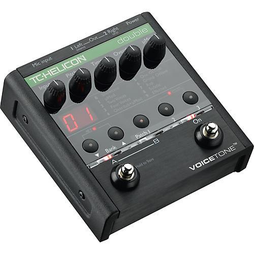 TC Helicon VoiceTone Double Overdubbing Pedal-thumbnail
