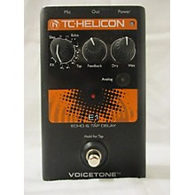 TC Helicon VoiceTone E1 Vocal Processor