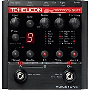 TC Helicon VoiceTone Harmony G-XT Vocal Harmony and Effects Pedal for Guitarists