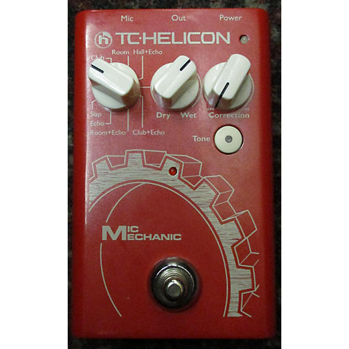 TC Helicon VoiceTone Mic Mechanic Vocal Processor-thumbnail