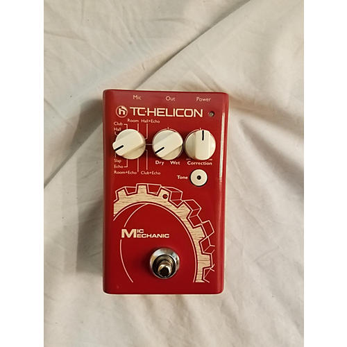 tc helicon mic mechanic manual
