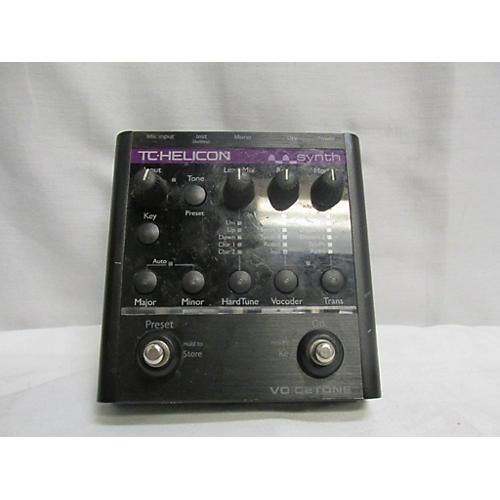 TC Helicon VoiceTone Synth Vocal Processor