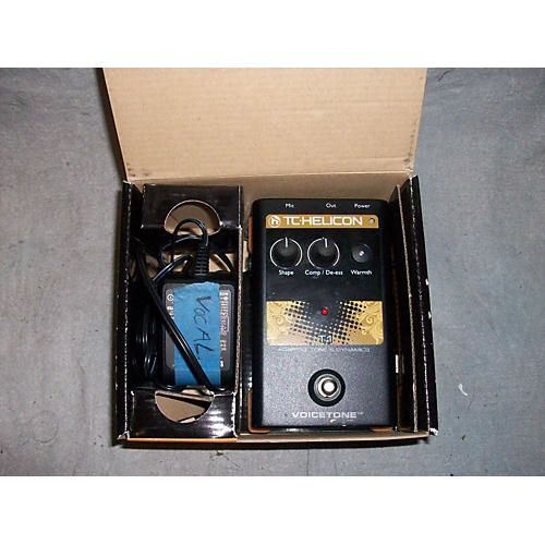 TC Helicon VoiceTone T1 Vocal Processor