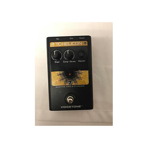TC Helicon VoiceTone T1 Vocal Processor