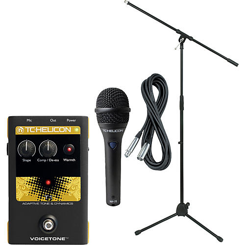 TC Helicon VoiceTone T1 with MP-75 Mic