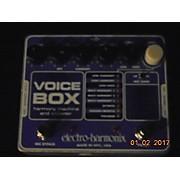 Electro-Harmonix Voicebox Vocal Harmony Vocoder Vocal Processor