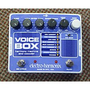 Electro-Harmonix Voicebox Vocal Harmony Vocoder Vocal Processor