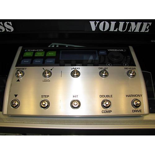 TC Helicon Voicelive 3 Effect Processor