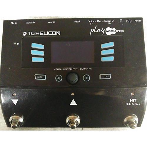 TC Helicon Voicelive Play Acoustic Vocal Processor-thumbnail