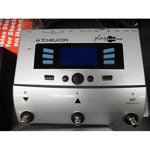 TC Helicon Voicelive Play Electric-thumbnail