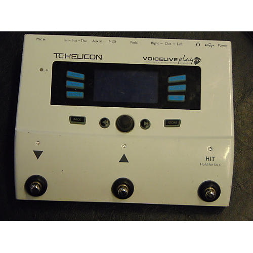 TC Electronic Voicelive Play GTX Effect Processor