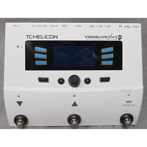 TC Helicon Voicelive Play GTX Effect Processor