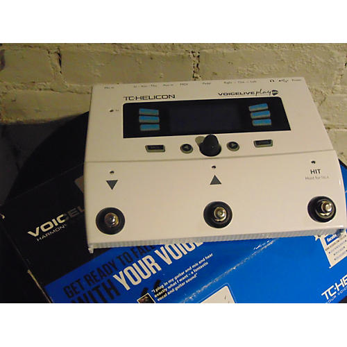 TC Helicon Voicelive Play GTX Effect Processor-thumbnail