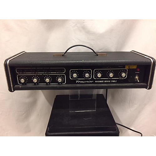 Traynor Voicemate Reverb YVM-3 Solid State Guitar Amp Head-thumbnail