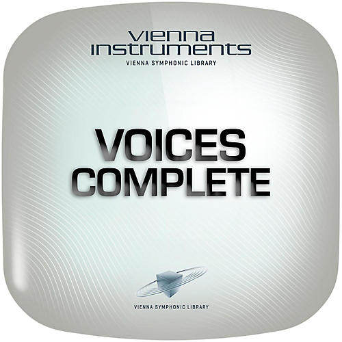 Vienna Instruments Voices Complete Full Library (Standard + Extended) Software Download-thumbnail