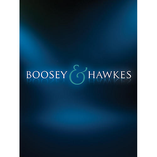 Boosey and Hawkes Voices in the Night (for Baritone and Male Chorus) TTBB A Cappella Composed by Erik Bergman