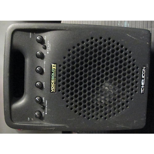 TC Helicon Voicesolo Vocal Processor