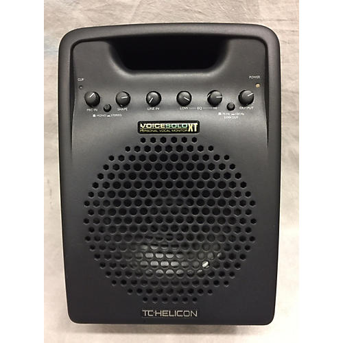 TC Helicon Voicesolo Xt Powered Monitor