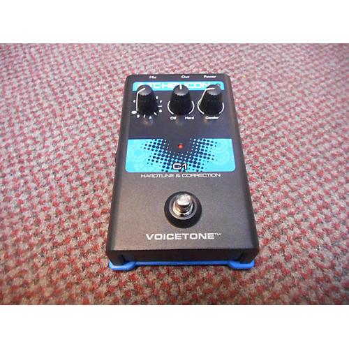 Tc Helicon Voicetone C1 : used tc helicon voicetone c1 effect pedal guitar center ~ Vivirlamusica.com Haus und Dekorationen