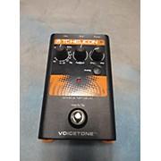 TC Helicon Voicetone E1 Vocal Processor