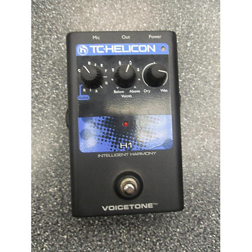 TC Helicon Voicetone H1 Vocal Processor