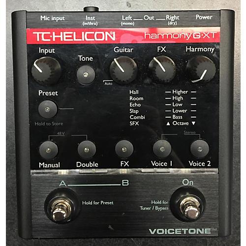 TC Helicon Voicetone Harmony Effect Processor