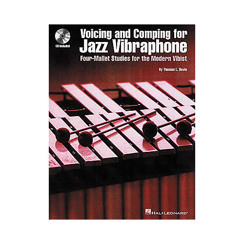 Hal Leonard Voicing and Comping for Jazz Vibraphone-thumbnail