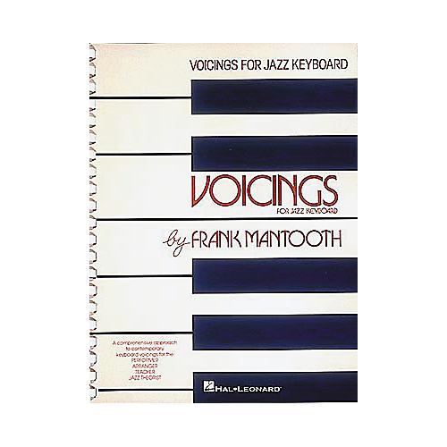Hal Leonard Voicings For Jazz Keyboard Book