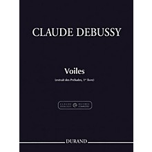 Durand Voiles (Excerpt from Preludes Volume 1) Editions Durand Series Softcover