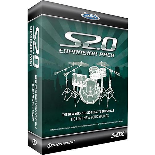 Toontrack Vol 2 SDX Superior 2.0 Expansion Download
